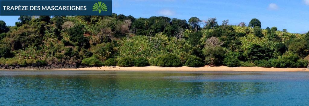 Vue sur Mayotte