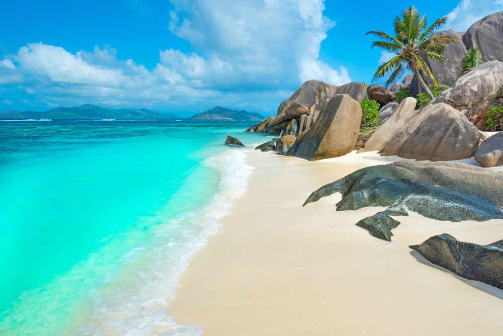 Anse Source d'Argent : plage des Seychelles