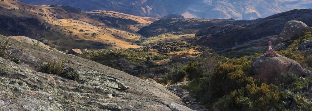 Madagascar : Très belle randonnée en montagne