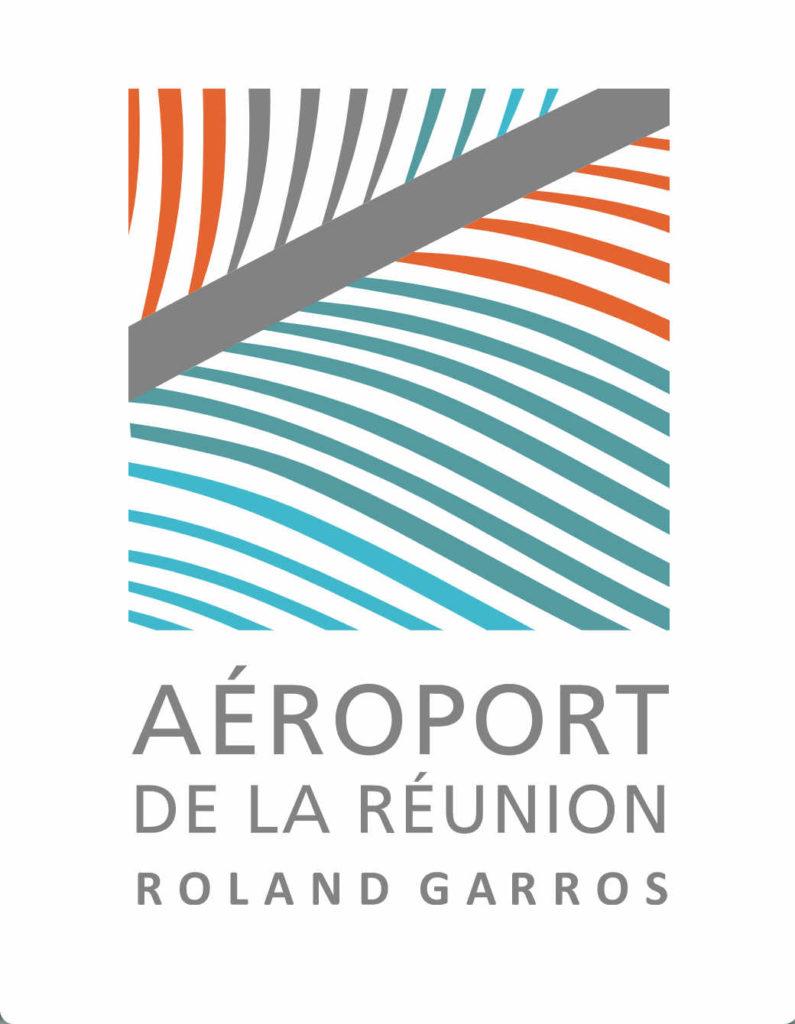 Logo Aéroport Roland Garros